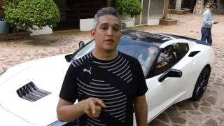 "Mario Chavez ""Saludos"""
