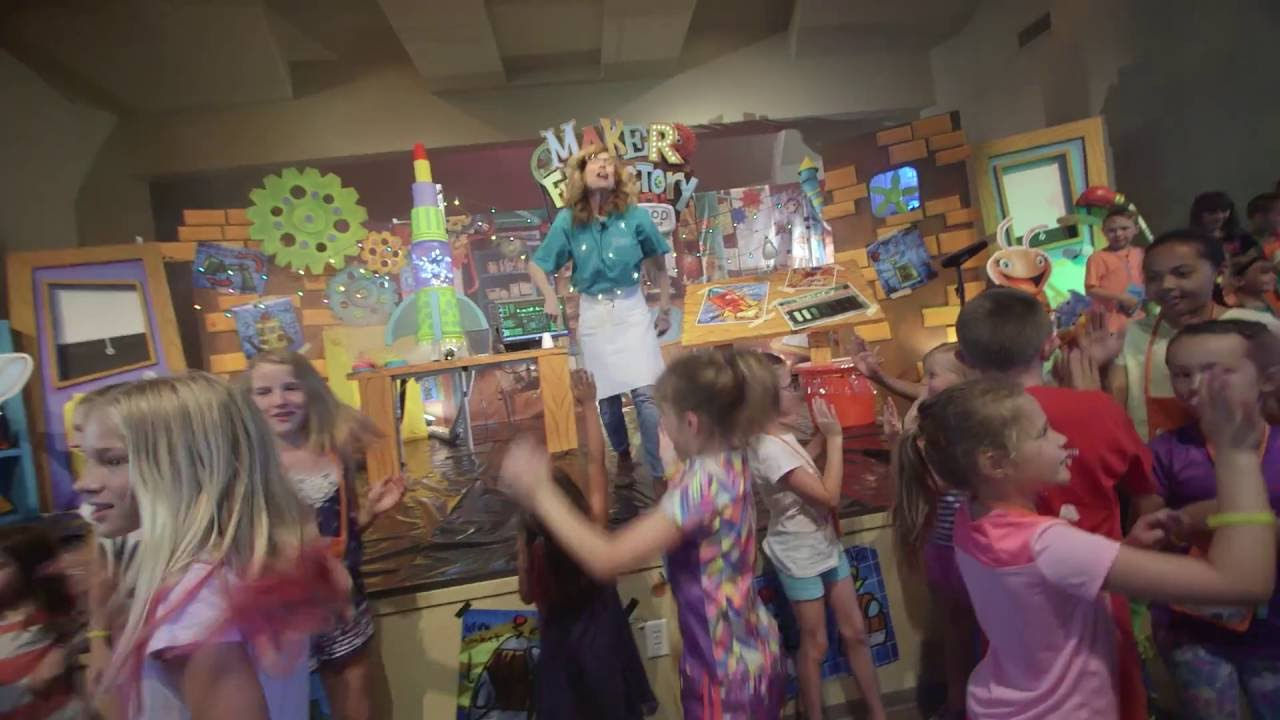 2020 Vbs Decorating Ideas Maker Fun Factory Group VBS Maker Fun Factory | Group VBS 2017 Theme