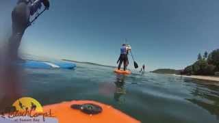 Beach Camp at Sunset Bay Water Sports Adventure Camp for Kids and More