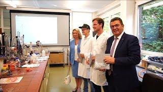 Besuch der Doemens Akademie - Bayern