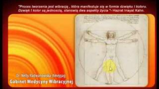Medycyna wibracyjna - Doktor Nelly Radwanowska-Amejgag - 01.02.2012