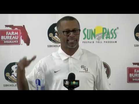 FSU head football coach Willie Taggart on adversity, culture, QB thoughts heading into NCSU Week