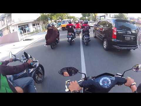 Rolling City & Buka Bersama dengan Komunitas Honda Balikpapan (1)