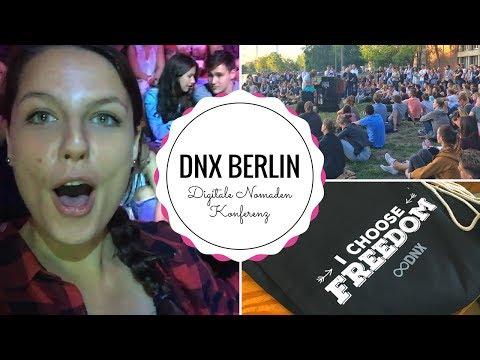 DNX BERLIN 2017 | Mein erstes Mal auf der Digitalen Nomaden Konferenz