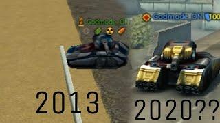 Tanki Online - Godmode_ON From 2013 - 2020