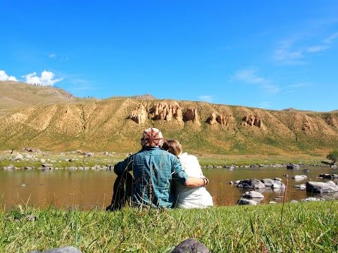 Backpacking Mongolia 2014