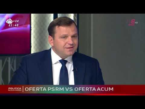 POLITICA NATALIEI MORARI / 22.10.19 / ANDREI NĂSTASE VA PLECA DIN ȚARĂ? / OFERTA PSRM