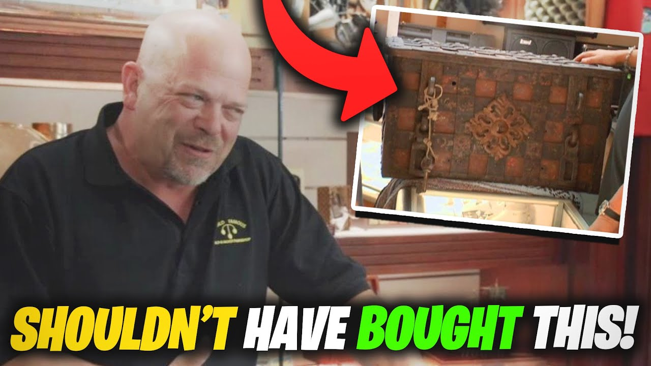 CRAZY Items The Pawn Stars Should have NEVER BOUGHT!!