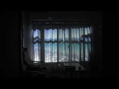Use a Projector to Change Your Window View to Anywhere in the World