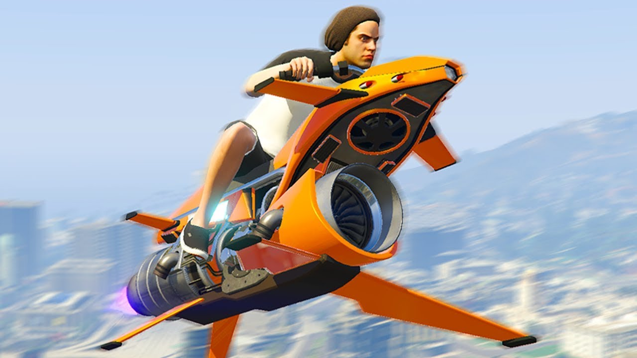 Is The Oppressor Mk2 Overpowered   Gta 5 Online