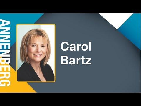 Carol Bartz - 2012 Annenberg Speaker Series