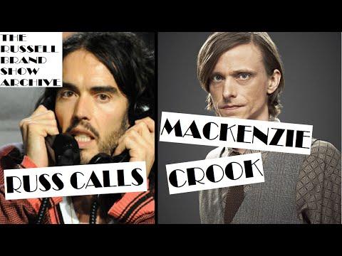 Mackenzie Crook   The Russell Brand
