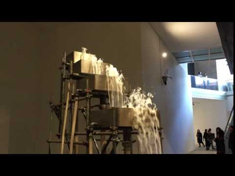 Olafur Eliasson at Leeum, Samsung Museum of Art