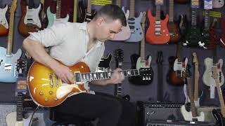 Eastman Guitars SB59-GB Goldburst with Rowan Pattison | Music Junction