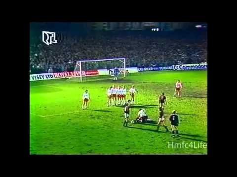 Hearts Vs Bayern Munich (1-0) (28-02-1989) (Uefa Cup Missing First 10 Mins)