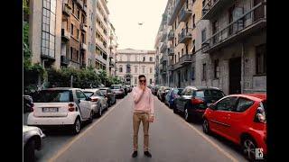 """MILAN   2018 Film Festival Semi-Finalist   """"Walk in Milan"""""""