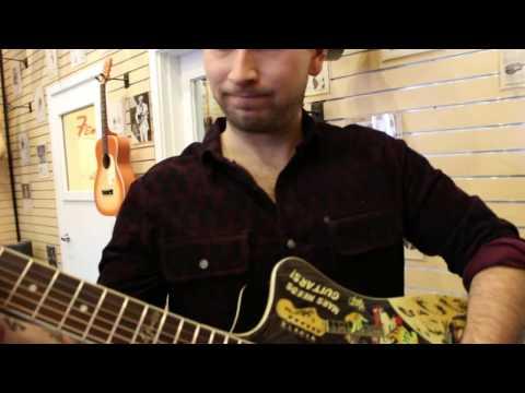 Mark Takes on Truetone Music