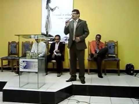 PR. Mario Luiz    Campanha De Libertação Parte 1