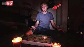 5 CREEPIEST Ouija Board Recordings Youtubers Caught On Cam...