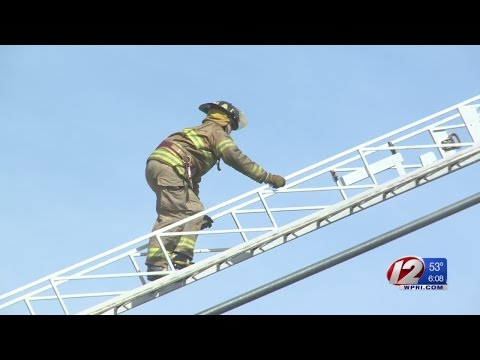 RI Launches First State Fire Academy