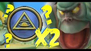 Wizard101: DOUBLE MYTH WTF?! w/ Jabax