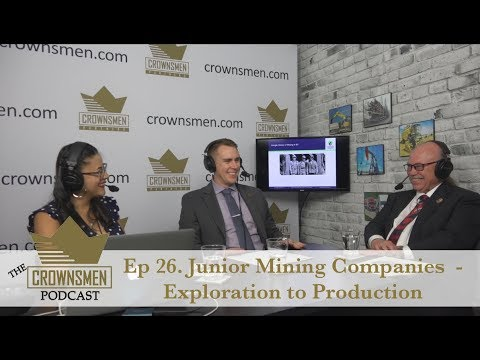 Ep 26. Sego Resources: Junior Mining Companies - Exploration To Production