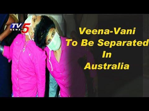 Veena-Vani To Be Separated In Australia Soon | Melbourne Telangana Forum | Telugu News | TV5 News