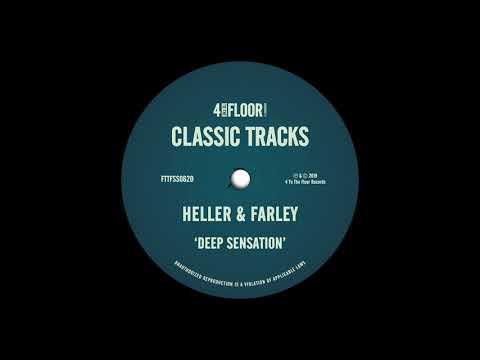 Heller & Farley - Deep Sensation (The Black Science Jump St  Remix)