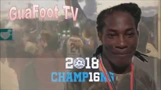 ⚽️-GuaFoot TV- Bonne et heureuse année 2019 aux clubs de foot –guadeloupéens- ⚽️