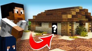 Perfect Minecraft Desert Starter House :: Minecraft 1.14 Building with BdoubleO