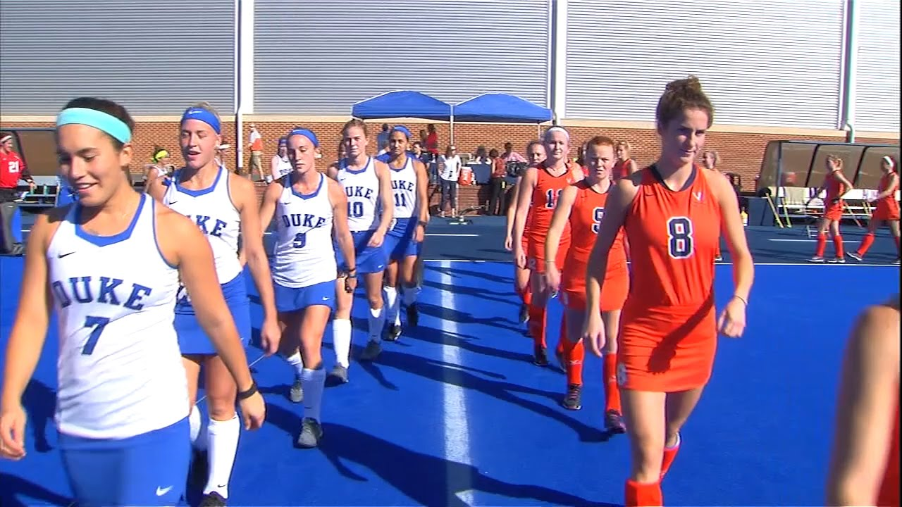 UVA FIELD HOCKEY - Virginia vs. Duke ACC Quarterfinal Highlights ... 93727517004