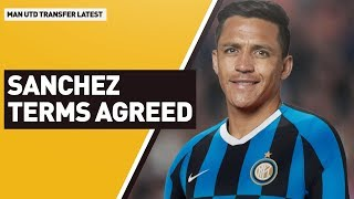 Alexis Sanchez Terms Agreed! | Manchester United Transfer Latest