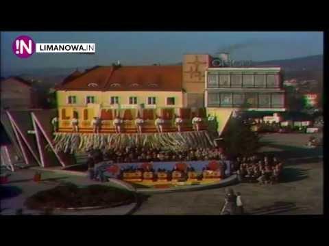 Bank 440 - Limanowa - Skoczów. Program z 1976 roku!