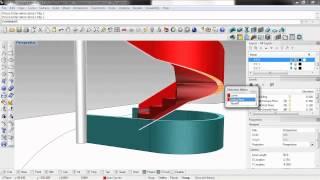 The Ville Savoye video tutorial guide with Rhino and VisualARQ 1