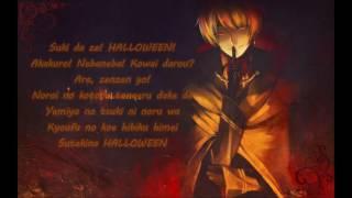 Nightcore - This is Halloween (Japanese)