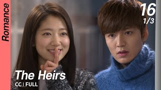 CC/FULL The Heirs EP16 (1/3)  상속자들
