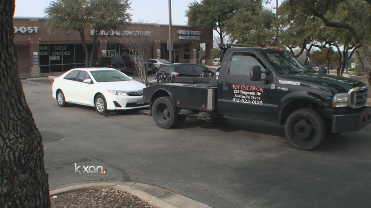 Wrongfully towed? How to get your money back - YouTube