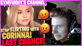"Brooke gives me one FINAL CHANCE after I 😱FLIRTED😱 with Corinna ""We"