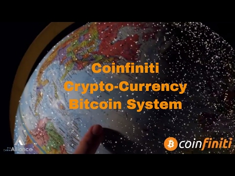 Coinfiniti Crypto-Currency Bitcoin Business Model