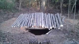 How to Make a fox hole