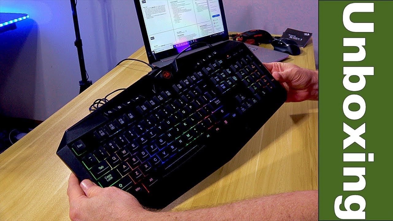 Best Mechanical Keyboard Under 50 2020 Best Under $50 Gaming Mouse & Keyboard Combo? Redragon S101   YouTube