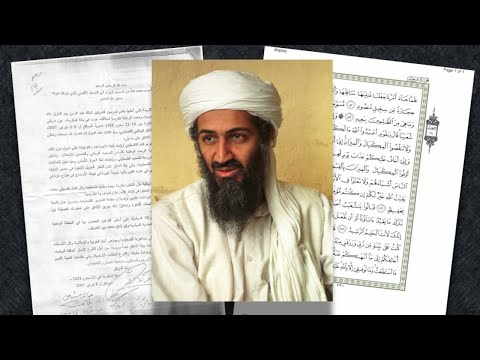 CIA releases more files from bin Laden compound