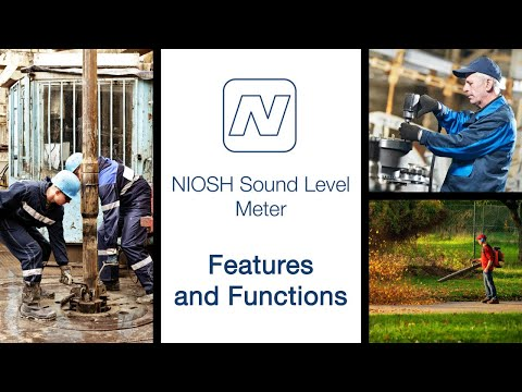 The NIOSH Sound Level Meter app for iOS Devices – Features & Instructions