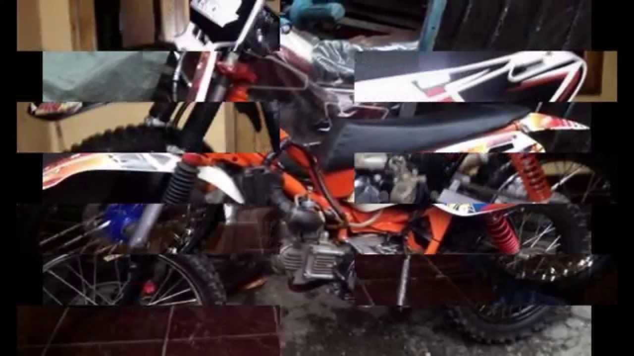 Video Modifikasi Motor Yamaha Vega Zr Modif Trail Simpel