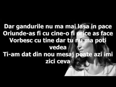 Zhao feat.Mira-Zi-mi ceva (lirycs)