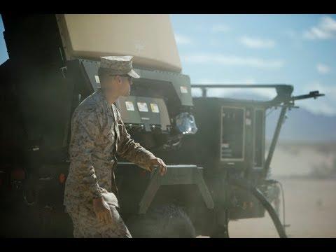United States Marine Corps - Ground/Air Task-Oriented Radar