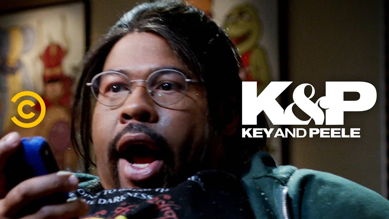 Wendell Orders a Pizza - Key & Peele