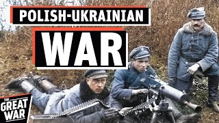 Polish-Ukrainian War 1919 - The Battle for Lemberg I THE GREAT WAR July 1919