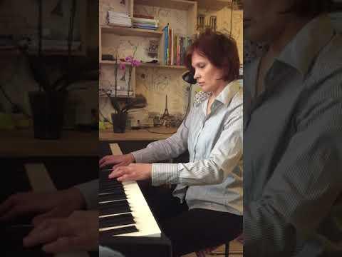 S. Rachmaninoff - Prelude Op.23 №6 Es Dur - Performance By Oksana Aheienko