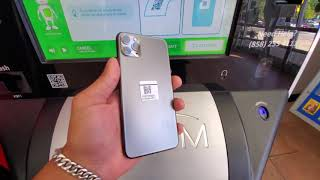 Selling iPhone 11 Pro Max at Walmarts Ecoatm Machine